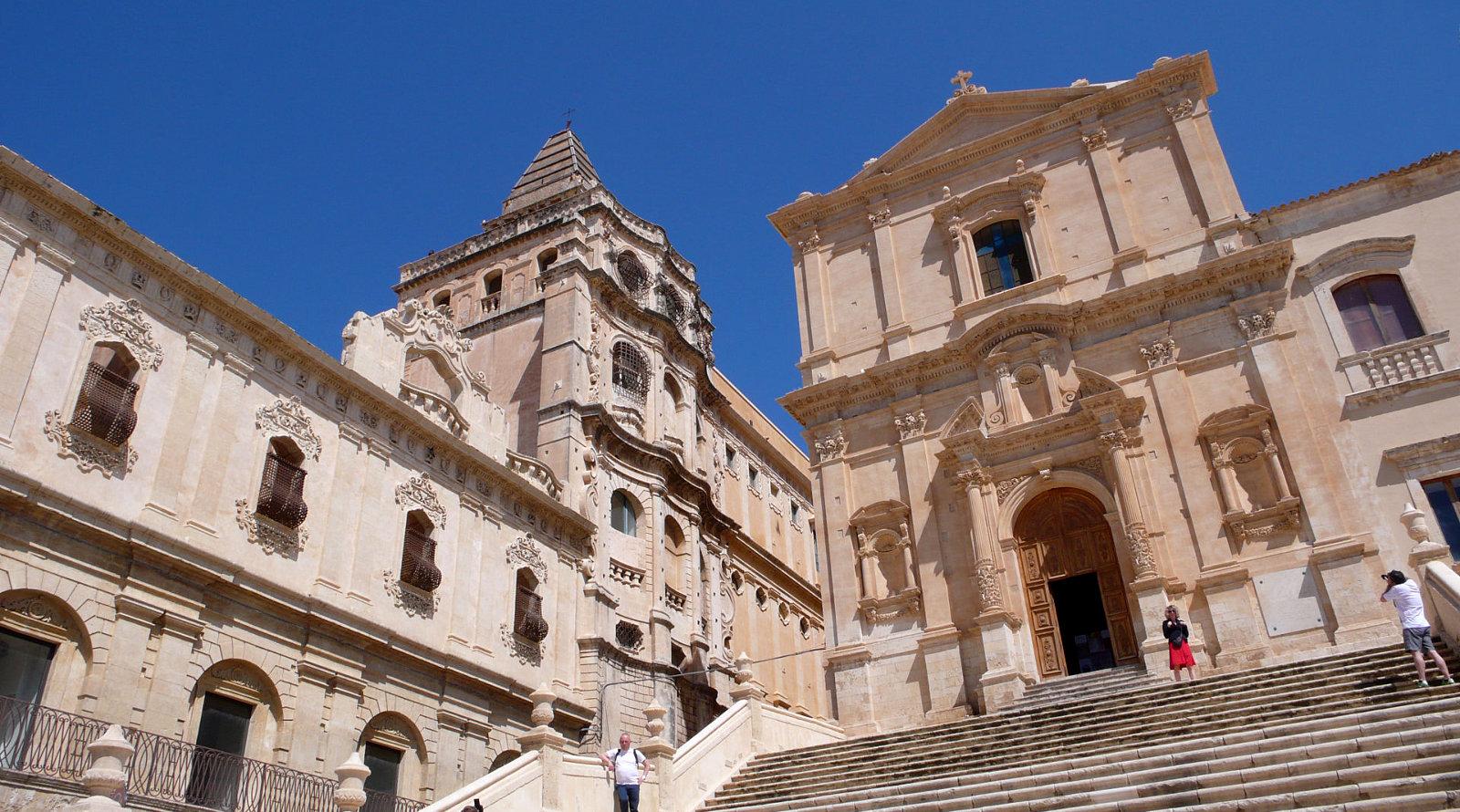 Chiesa di Noto, Sicilia