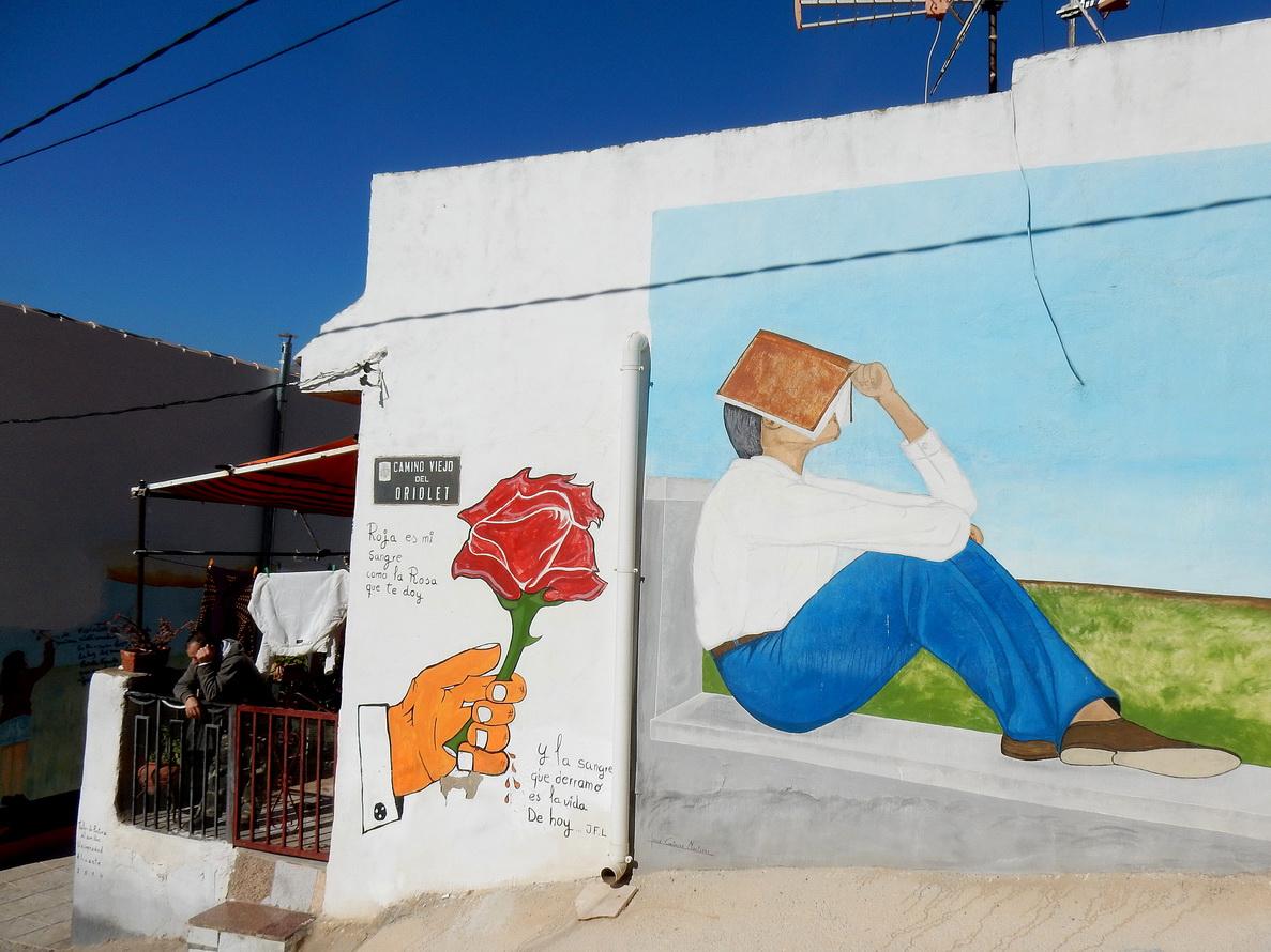 Murales del Museo di San Isidro