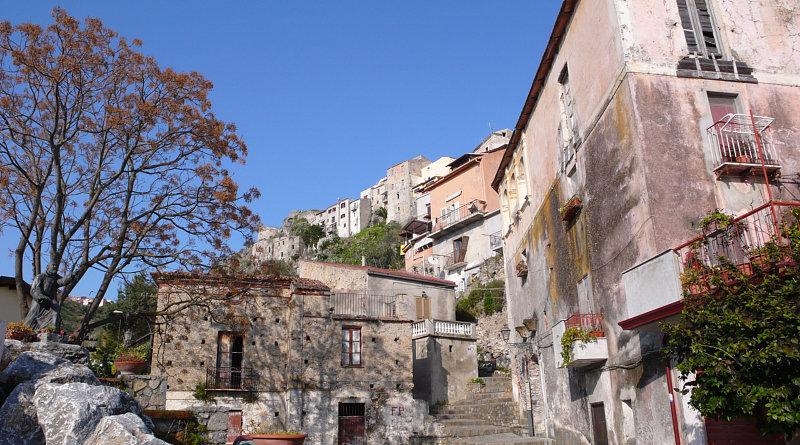 Centro storico di Scalea