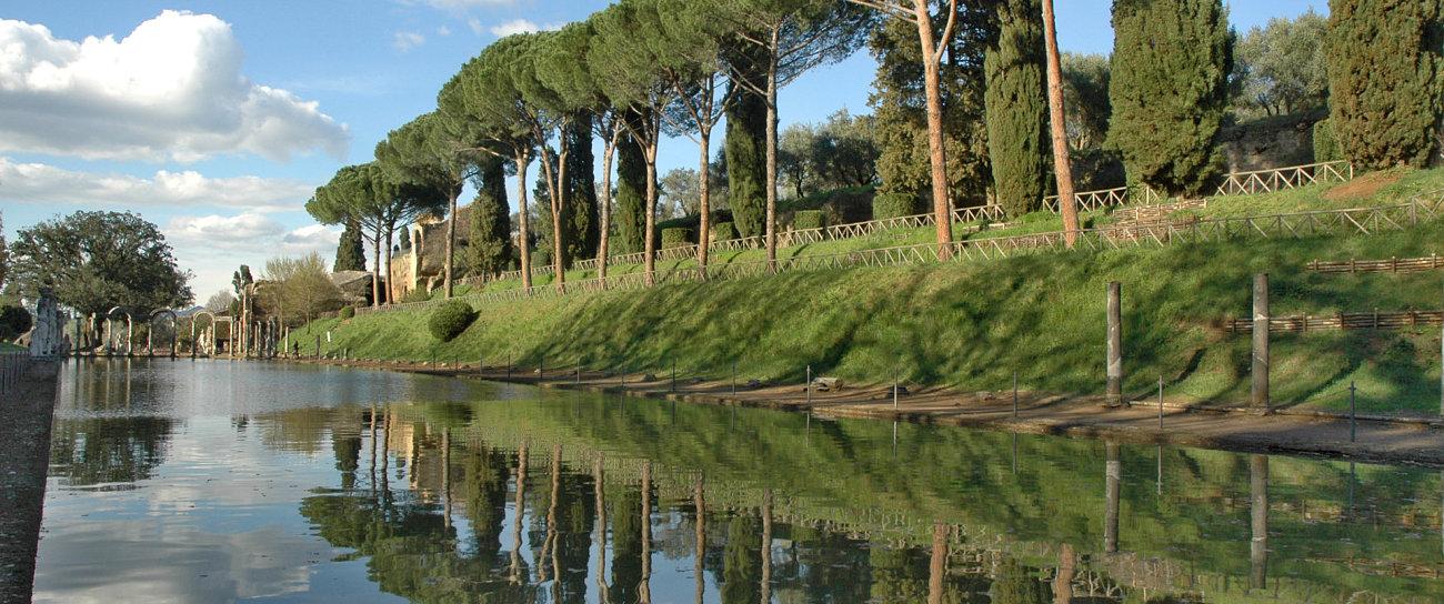 Villa Adriana, patrimonio dell'Unesco, Tivoli
