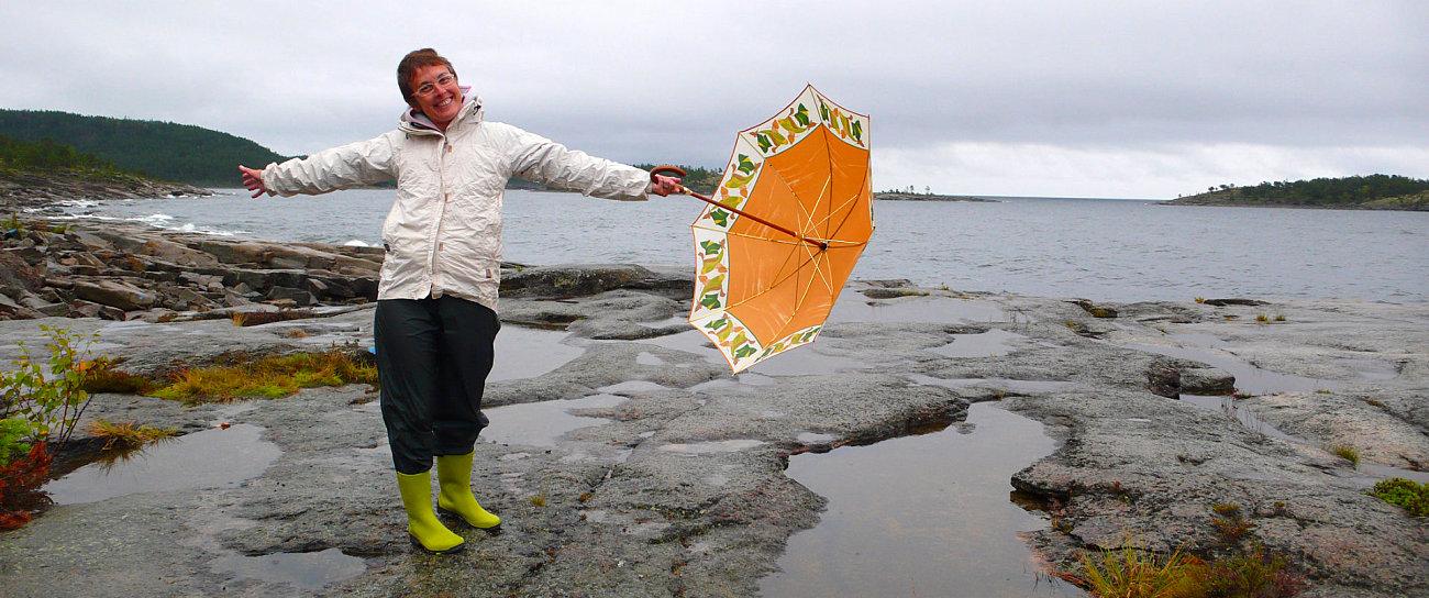amelie ombrello felicita lago
