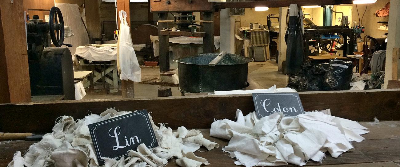 L'antica fabbrica della carta di Vallis Clausa