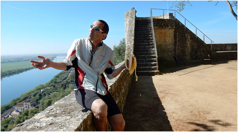 Sosta libera in camper alla scoperta dell'antica Santarém, crocevia di culture millenarie