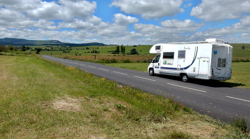 Le migliori soste in camper nel Parco Regionale dei Vulcani d'Auvergne – Parte Seconda