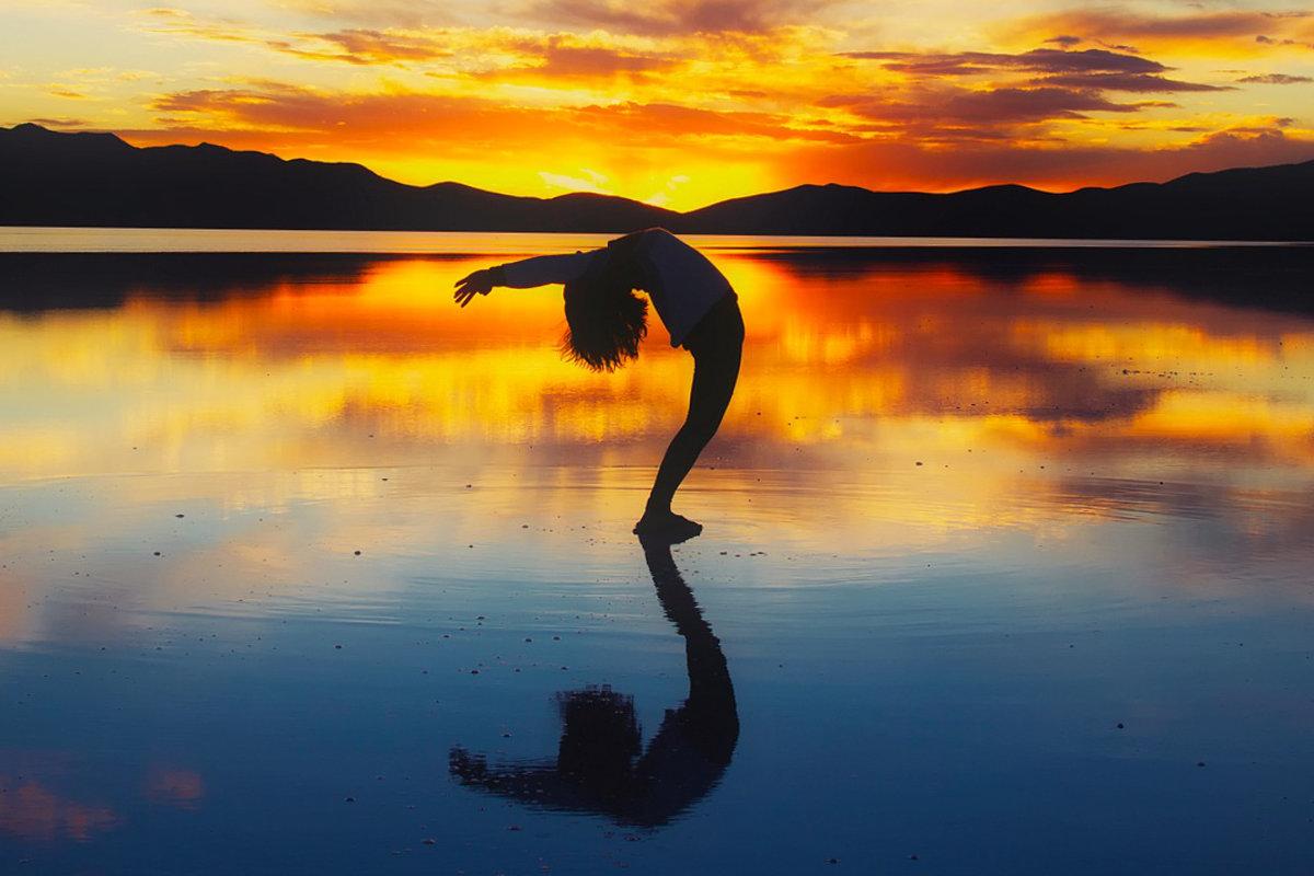 15 esercizi di Yoga che posso fare in camper