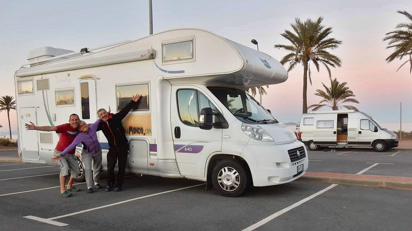 Roldano Marzorati Camper Mclouis Saluti Featured