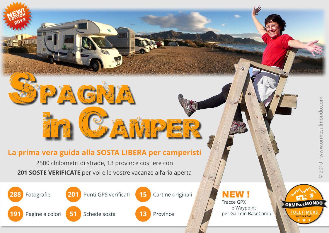 La nostra guida alla sosta libera in camper, giunta alla terza edizione