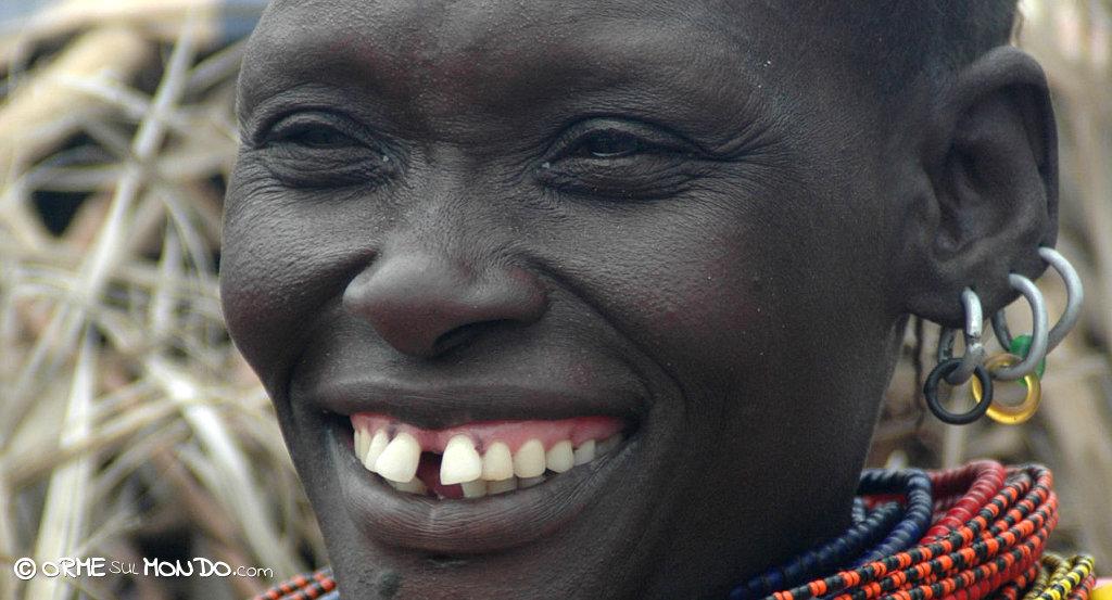 Ritratto Turkana