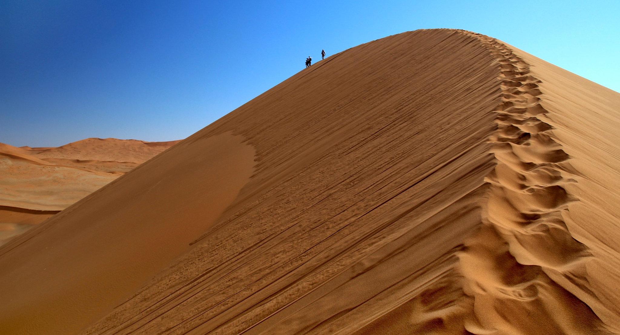 La duna 45, una delle più fotografate al mondo