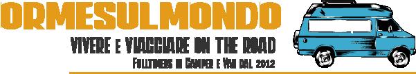 Logo sito web ORMESULMONDO
